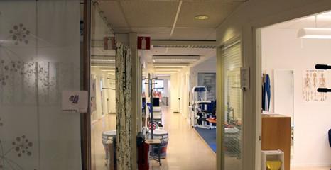 Klinik Entré
